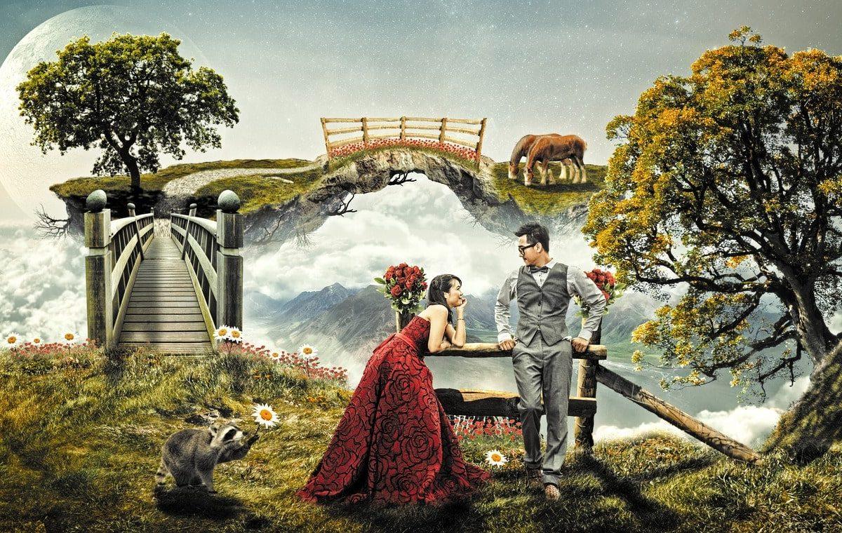 Polecane filmy romantyczne – przegląd 2018